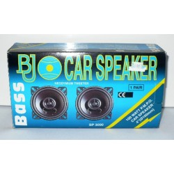 BJ CAR SPEAKER SP 3000 - 100W