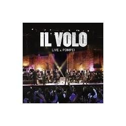 CD IL VOLO-LIVE A POMPEI