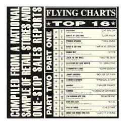 CD FLYING CHARTS TOP 16