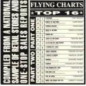 CD FLYING CHARTS TOP 16