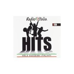 CD RADIO ITALIA HITS 2012