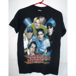 T-SHIRT BACK STREET BOYS