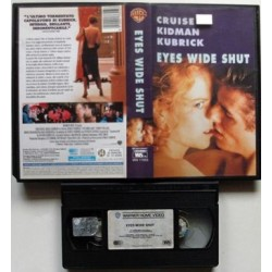 VHS EYES WIDE SHUT
