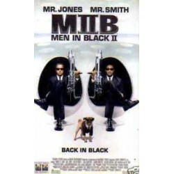 VHS MEN IN BLACK 2