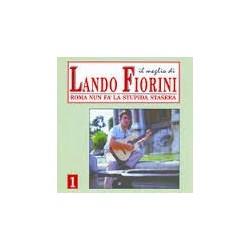 CD LANDO FIORINI ROMA NON FA'LA STUPIDA STASERA VOL.1