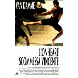 VHS LIONHEART SCOMMESSA VINCENTE