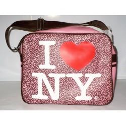 BORSA TRACOLLA I LOVE NEW YORK