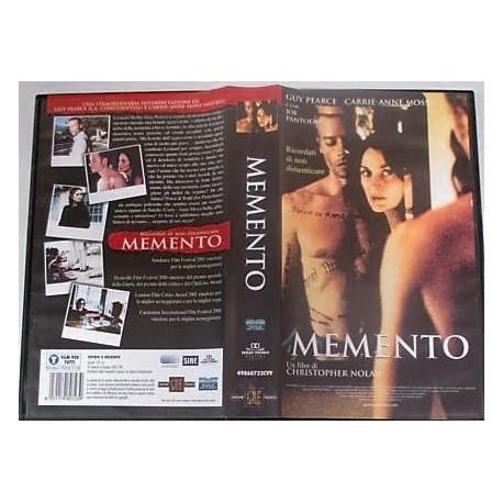 VHS MEMENTO