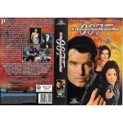 VHS 007 IL DOMANI NON MUORE MAI