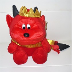 PELUCHE DIAVOLETTO KING OF LOVE