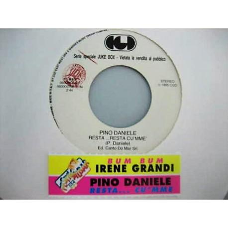 LP 45 GIRI PINO DANIELE/IRENE GRANDI