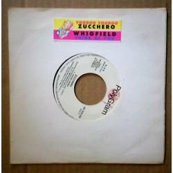 LP 45 GIRI ZUCCHERO-WHIGFIELD