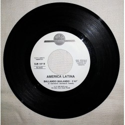 LP 45 GIRI AMERICA LATINA-FRANSHESKA