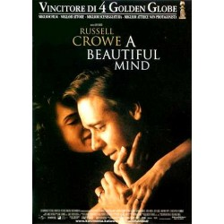 VHS A BEAUTIFUL MIND