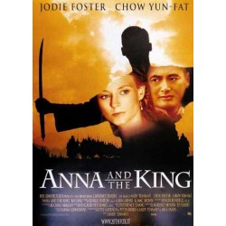 VHS ANNA AND THE KING
