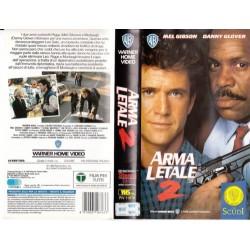 VHS ARMA LETALE 2