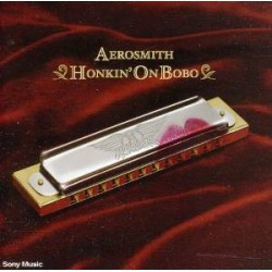 CD AEROSMITH-HONKIN'ON BOBO