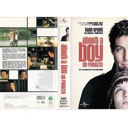 VHS ABOUT A BOY UN RAGAZZO