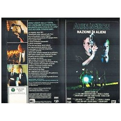 VHS ALIEN NATION NAZIONE DI ALIENI