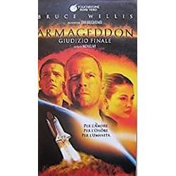 VHS ARMAGEDDON GIUDIZIO FINALE