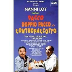 VHS PACCO DOPPIO PACCO E CONTROPACCOTTO