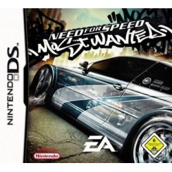 GIOCO NINTENDO DS NEED FOR SPEED MOST WANTED
