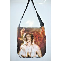 BORSA SHOPPER MEDIA MARILYN MONROE