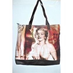 BORSA SHOPPER MAXI MARILYN MONROE