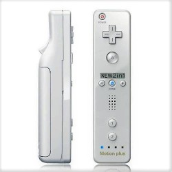 CONTROLLER WII MOTION PLUS INSIDE