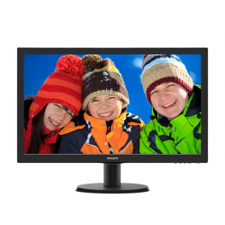 MONITOR PHILIPS LCD CON SMART CONTROLL V LINE 23