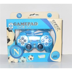 GAMEPAD PC USB TWIN SHOCK 2 TECHMADE PC-DS-SCN SSC NAPOLI