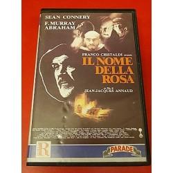 VHS IL NOME DELLA ROSA