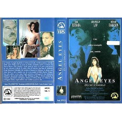 VHS ANGEL EYES OCCHI D'ANGELO