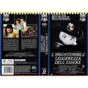 VHS L'INSOSTENIBILE LEGGEREZZA DELL'ESSERE