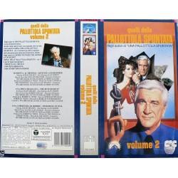 VHS QUELLI DELLA PALLOTTOLA SPUNTATA VOLUME 2