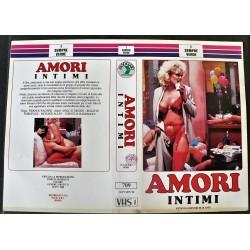 VHS AMORI INTIMI