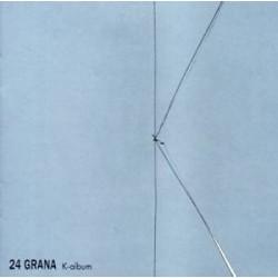 CD 24 GRANA-K ALBUM