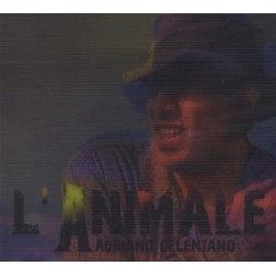 CD ADRIANO CELENTANO-L'ANIMALE