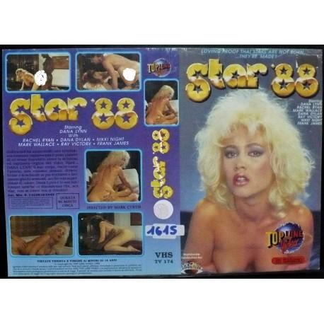 VHS VIETATO AI MINORI - STAR 88