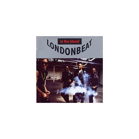 LP LONDON BEAT - IN THE BLOOD -
