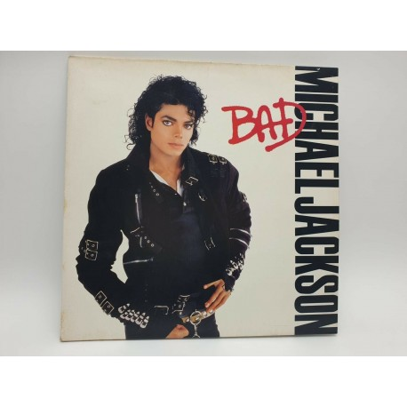 LP MICHAEL JACKSON - BAD -