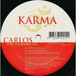 "LP CARLOS THE SILMARILLIA 12"""