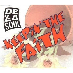 LP DE LA SOUL - KEEPIN'THE FAITH MIX 12
