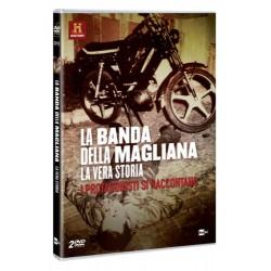 DVD LA BANDA DELLA MAGLIANA-LA VERA STORIA