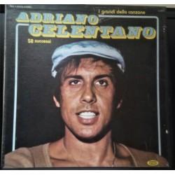 ADRIANO CELENTANO - La Sua Storia / 58 Successi BOX 4LP Vinili COME NUOVI! RARO!