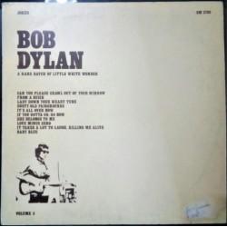 LP Bob Dylan - A Rare Batch Of Little White Wonder - Volume 3 - SM 3780