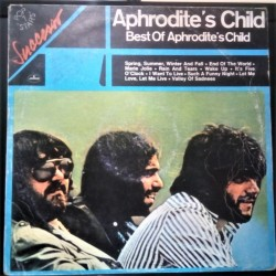 LP APHRODITE'S CHILD - Best Of .....   Ita 1971 9279 573