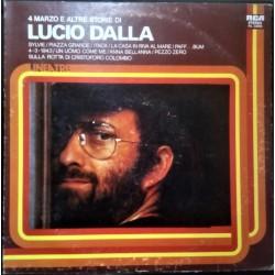 LUCIO DALLA - 4 MARZO E ALTRE STORIE DI LUCIO DALLA - LP