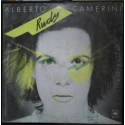 LP ALBERTO CAMERINI - RUDY - CBS 85177