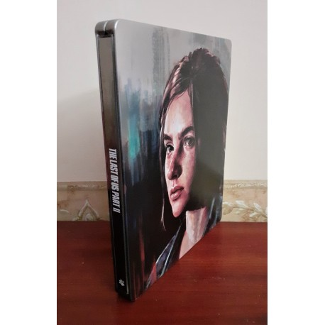 GIOCO PS4 - THE LAST OF US PART 2 COLLECTOR STEELBOOK